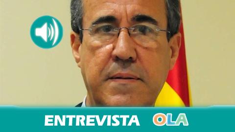 Diego González (Mancomunidad Campo de Gibraltar): «Habría que hacer cambios en las mancomunidades para redirigir sus competencias»