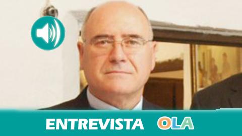 José Antonio Gómez (alcalde Alpujarra de la Sierra): «Los lavaderos tradicionales eran un punto de encuentro entre los vecinos del municipio»