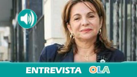 Pilar Sepúlveda (AMUVI): «La sociedad y las administraciones tienen que seguir apoyando a las mujeres maltratadas y no poner a la crisis económica como excusa»