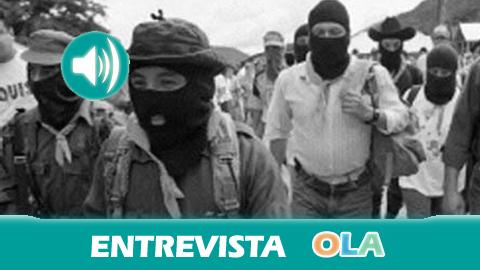 Javier Sánchez (Grupo Internacional CGT México): «Los zapatistas han dejado de tener un rostro militar para ser un movimiento social que está construyendo una autonomía indígena propia»