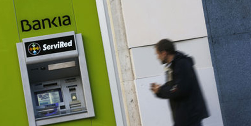 Los trabajadores de Bankia en Andalucía están convocados a una protesta para el próximo día 14 en Sevilla, Málaga y Granada ante la reestructuración que va a llevar a cabo la entidad bancaria