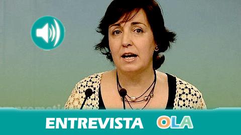 «La prioridad del Pacto por Andalucía debe ser resolver el problema endémico del empleo en nuestra comunidad». Ana María Corredera (PP-A)