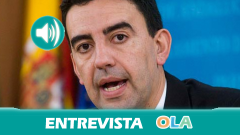 «El principal objetivo del Pacto por Andalucía es la lucha contra el desempleo, pero también el impulso al medio rural, la juventud y las políticas sociales». Mario Jiménez (PSOE-A)