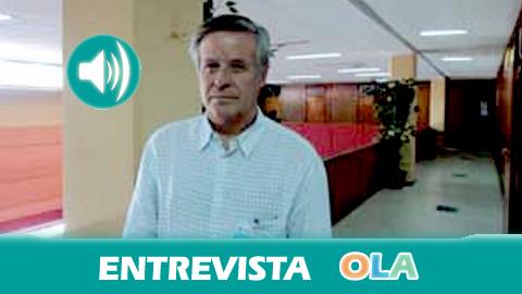 «Si se aplicaran los avances científicos en el olivar las explotaciones españolas serían más rentables y competitivas». Victoriano Valpuesta (UMA)