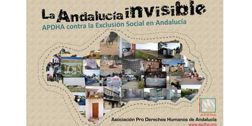 La Asociación Pro Derechos Humanos de Andalucía considera insuficiente el Decreto contra la Exclusión Social en nuestra Comunidad