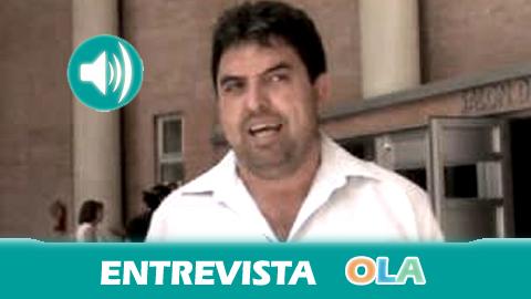 «No consumir es una forma de enseñar los dientes al capital y nuestra disconformidad con los abusos del sistema capitalista». Miguel Montenegro, secretario general de CGT en Málaga