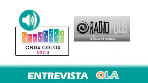 Las radios comunitarias, eje fundamental de aportación a la ley andaluza de participación ciudadana. Conoce los casos de Onda Color (Málaga) y Radiópolis (Sevilla).