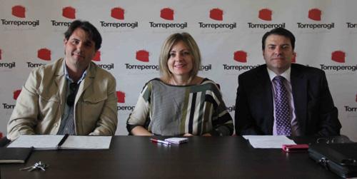La empresa SOMASAJA y el Ayuntamiento de Torreperogil presentan el primer Ciclo de Charlas Educativas sobre Ciclo Integral del Agua