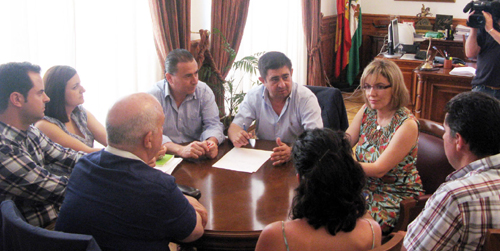 La Diputación de Jaén va a crear una bolsa para facilitar el alquiler de tierras de regadío e incentivar los cultivos alternativos al olivar