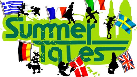 """Jóvenes de la localidad malagueña de Pizarra organizan """"Summer Tales"""", una iniciativa juvenil para ofrecer mes y medio de ocio en las barriadas rurales del municipio"""