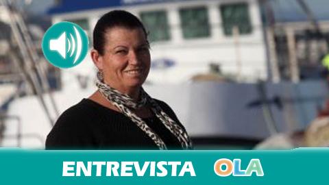 «El acuerdo entre la UE y Marruecos ha venido muy bien pero aún nos queda esperar»  María Oliva Corrales, patrona mayor de la Cofradía de Pescadores de Algeciras