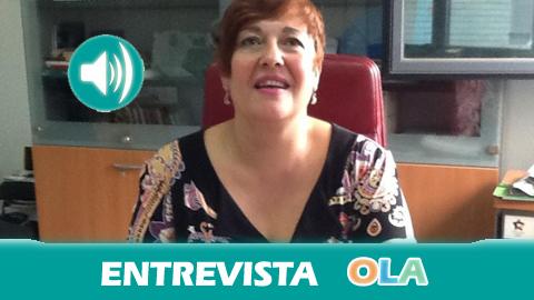 «A partir de ahora podemos reclamar o informarnos de los derechos que nos asisten en las oficinas de información turística» Manuela González, Dir.ª Gral. de calidad, innovación y fomento turístico de Andalucía