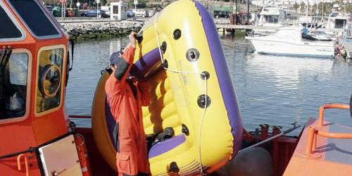 Ya son 346 las personas inmigrantes rescatadas en el Estrecho desde el pasado día 10 de agosto