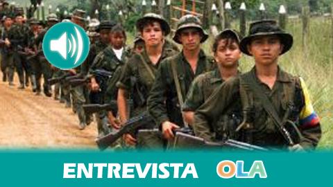 «Se están dando grandes pasos democráticos con las negociaciones de paz entre las FARC y el Gobierno colombiano, como la propuesta de la guerrilla de restituir a las víctimas». Jaime Cedano, periodista colombiano