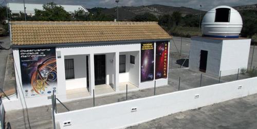 El Observatorio Astronómico de la Pedriza en la localidad jiennense de Alcalá la Real organiza dos jornadas de puertas abiertas para la observación del cielo nocturno