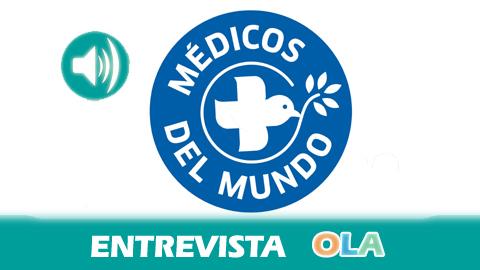 «La salud es un derecho, no es un lujo y no debe estar sujeta a situaciones administrativas». Francisco Rabé, coordinador de Médicos del Mundo en Andalucía