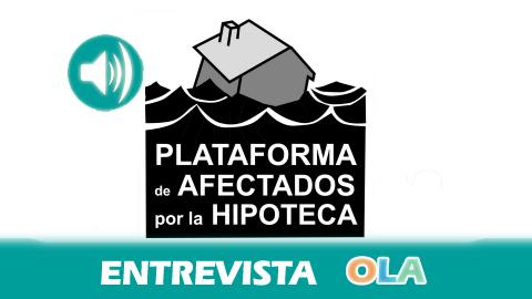 «Las paralizaciones hipotecarias llevadas a cabo tras el código de buenas prácticas son un número ridículo y no suponen una solución al problema de la vivienda», Sara Vázquez, PAH Málaga