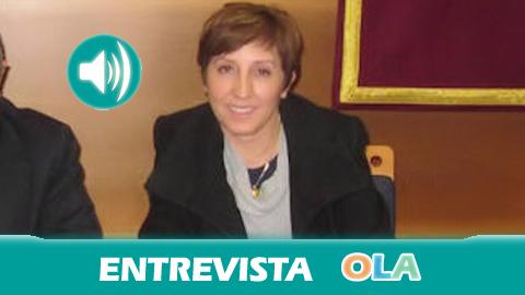 «Este año hemos intentado que las actividades cubran todos los segmentos de edad y dotar de contenido importante a todas las casetas», Juana Baena, alcaldesa de Doña Mencía