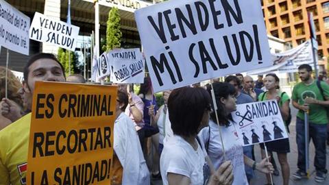 El Tribunal Superior de Justicia de Madrid suspende la convocatoria para privatizar la gestión de seis hospitales públicos dando un nuevo revés a la privatización de la sanidad madrileña