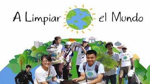 «A Limpiar el Mundo»: campaña solidaria de carácter internacional con el objetivo común de conservar el medio ambiente que se celebra en la localidad cordobesa de Posadas