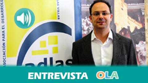 «La iniciativa surgió al aumentar el turismo como consecuencia de nombrar a Úbeda y Baeza como Patrimonio de la Humanidad», Jesús García, gerente de ADLAS