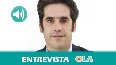 «Es un sector económico importante que queremos impulsar para convertirnos en centro neurálgico en la provincia en todo lo concerniente a la Cabra Malagueña», Antonio Domínguez, alcalde de Casabermeja