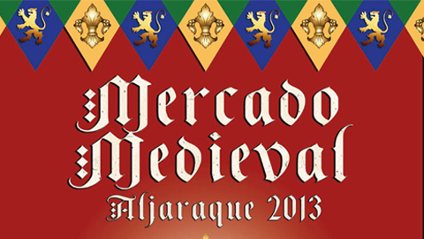El municipio onubense de Aljaraque acogerá este fin de semana la tercera edición de su éxitoso Mercado Medieval