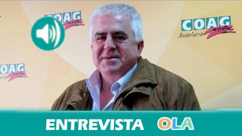«El último acuerdo para distribuir las ayudas de la PAC es de maquillaje y no sirve para nada», Miguel López, secr. gral COAG-A