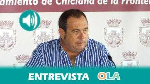 «La Feria del Vino y de la Tapa aúna la tradición con la modernidad», José Manuel Lechuga, delegado de Cultura en Chiclana de la Frontera.