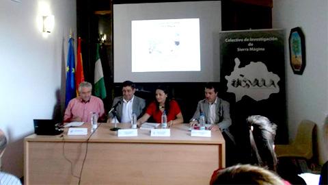 El Colectivo de Investigación Sierra Mágina celebra en el municipio de Jimena las XXXI Jornadas de Estudios sobre esta sierra de la provincia de Jaén