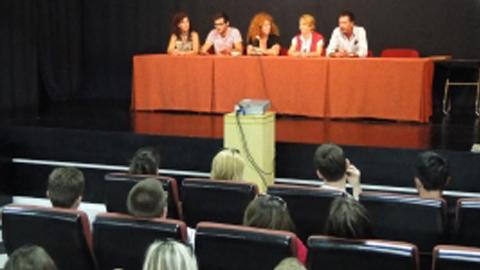 El proyecto de convivencia y multiculturalidad Europaprensa organiza en Mazagón, Huelva, un encuentro entre jóvenes de cinco países europeos
