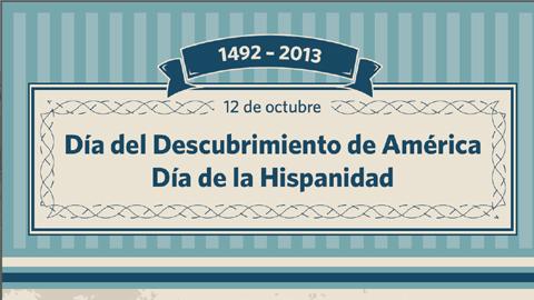 El municipio onubense de Palos de la Frontera ofrece un camplio catálogo de actividades con motivo de la celebración del Día de la Hispanidad