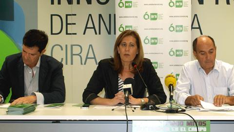 El Centro de Innovación Rural de Andalucía, situado en el municipio sevillano de Osuna, lanza la campaña «Desmontando mitos del trabajo en el campo»