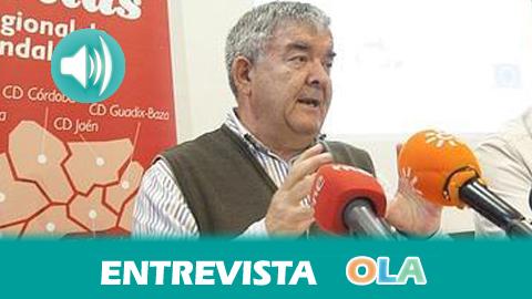 «Las entidades privadas están supliendo a los servicios asistenciales públicos porque ha descendido su capacidad de atención», Anselmo Ruiz, presidente Cáritas Andalucía