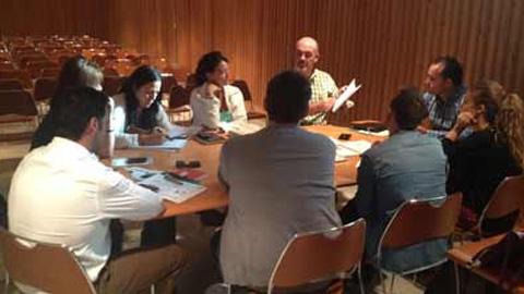 La localidad onubense de Punta Umbría pone en marcha un grupo de trabajo especializado en salud para mejorar la calidad de vida de la ciudadanía