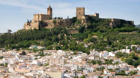 La localidad jiennense de Alcalá La Real promueve el desarrollo de los recursos naturales y la conservación del patrimonio natural por medio de la iniciativa «Alcalá Naturalmente»