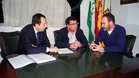 35 personas desempleadas del municipio malagueño de Campillos son contratadas a través del decreto contra la exclusión social