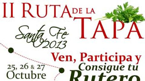 La gastronomía local del municipio granadino de Santa Fe toma protagonismo este fin de semana en la II Ruta de la Tapa