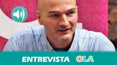 «Siendo Andalucía de las comunidades menos frías es de las que más pobreza energética sufre», Esteban de Manuel, coportavoz Equo Andalucía