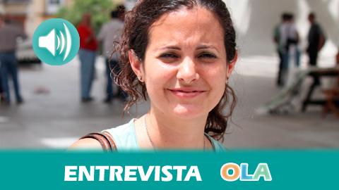 «El problema de la vivienda no es sólo el hipotecario, es la falta de regulación y de un alquiler asequible», Analía Caffarenghi, portavoz de la Intercomisión de Vivienda del 15M Sevilla