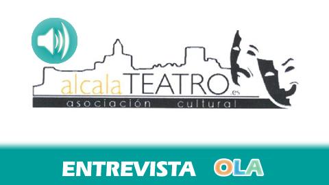 «Este festival, aunque sea de aficionados, tiene una gran calidad porque los actores se vuelcan en su preparación», Rubén Hinojosa, director de la asociación organizadora del evento 'Alcalá Teatro'