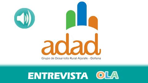 «Se están haciendo cosas en materia de concienciación energética y ambiental, pero falta mucho camino por recorrer», Verónica Mercado, responsable Área Medio Ambiente del GDR Aljarafe-Doñana