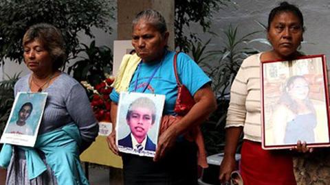 En Nicaragua, una caravana de madres parte con rumbo a México en búsqueda de sus hijos desaparecidos mientras viajaban hacia Estados Unidos
