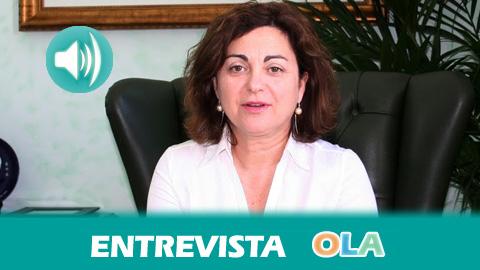 «En la Casa Natal de Blas Infante reflejamos toda su vida y su trayectoria histórica a través de nuevos elementos informativos», Antonia Morera, alcaldesa de Casares (Málaga)