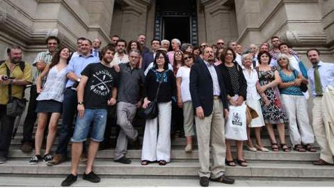 Las primeras víctimas del franquismo declaran ante la Justicia argentina