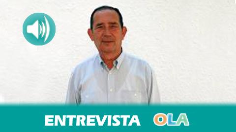«El visitante que repite, afortunadamente, año tras año viene buscando productos autóctonos de la comarca», José Luis Jiménez, teniente de alcalde de El Pedroso (Sevilla)