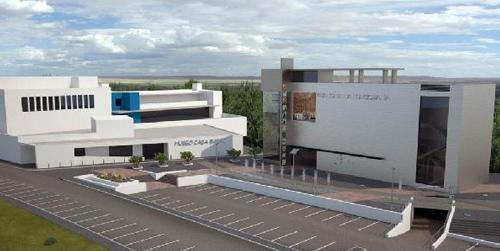 La localidad almeriense de Olula del Río busca apoyos para la construcción de la futura Ciudad de la Cultura