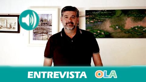 «Los actores del sector audiovisual van a sentar las bases de la nueva Ley Audiovisual de Andalucía», David García Ostos, director general Comunicación Social – Junta de Andalucía