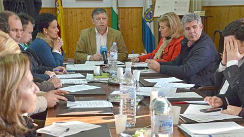 El pleno del Ayuntamiento del municipio onubense de Palos de la Frontera aprueba el proyecto para la ejecución de 24 Viviendas de Protección Oficial