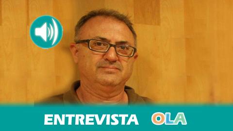 «Se olvida que el poderío lo tenemos precisamente al lado de nuestras casas, en los huertos cercanos», Manuel Maeso, presidente de Carta Malacitana